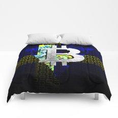 bitcoin sweden Comforters