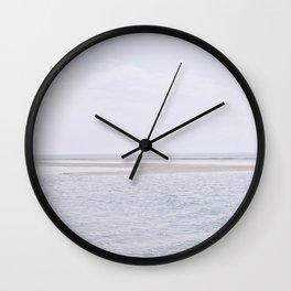 Nordic Zen Wall Clock