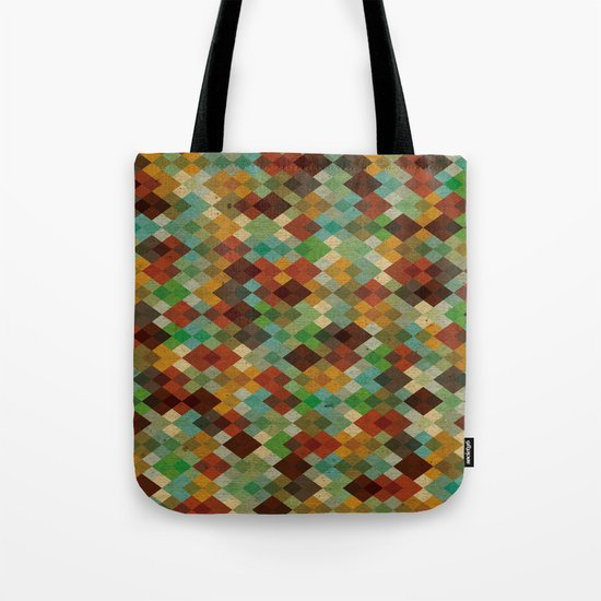 Deckled Formation Tote Bag