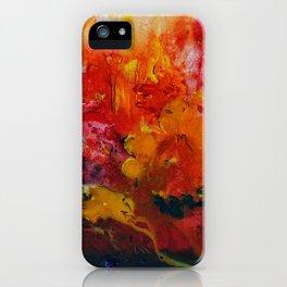 Sunrays iPhone Case