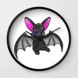 Reanna's Bat The Sequel  Wall Clock