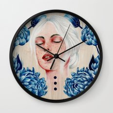 One With Me Wall Clock