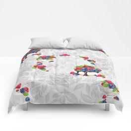 Berries Pattern 09 Comforters