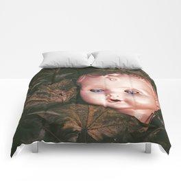 Creepy Doll Comforters