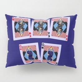 Full House of Cards Pillow Sham