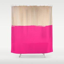 Sorbet IV Shower Curtain