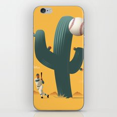 Cactus League iPhone & iPod Skin