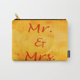 Mr. and Mrs. Carry-All Pouch