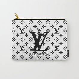 LV - pattern Carry-All Pouch