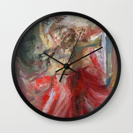 Charities Wall Clock