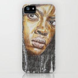 Michonne iPhone Case