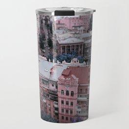Kiev city Travel Mug