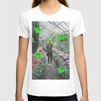 botanical T-shirts featuring botanical  by Mike McDonnell