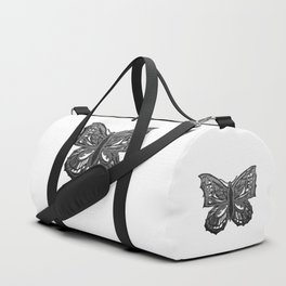 The Beauty in You - Butterfly #2 #drawing #decor #art #society6 Duffle Bag