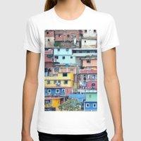 tetris T-shirts featuring Venezuelan Tetris by MarcelPages