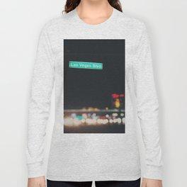 Las Vegas Boulevard ... Long Sleeve T-shirt