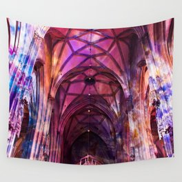 Technicolor Wall Tapestry