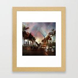 austellas Framed Art Print
