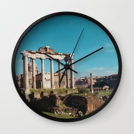 In The Forum. Wall Clock