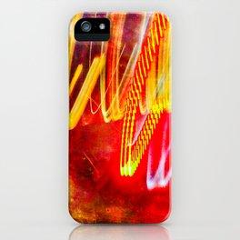 Light storm iPhone Case
