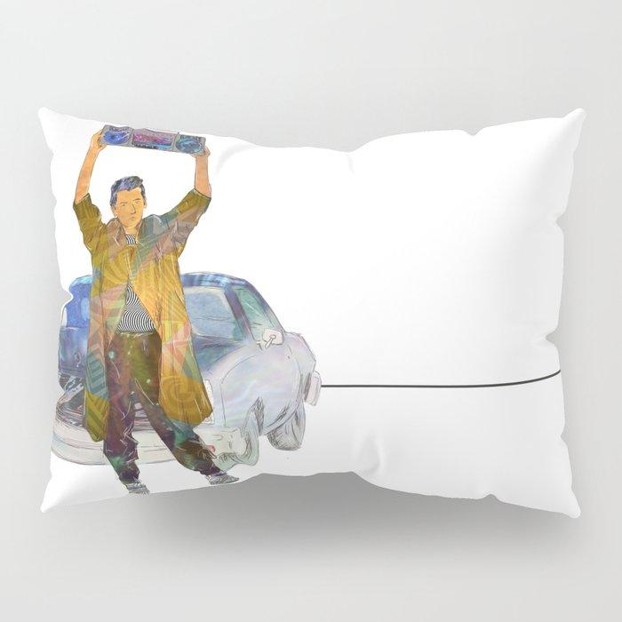 Say Anything - Lloyd Dobler (John Cusack) Pillow Sham