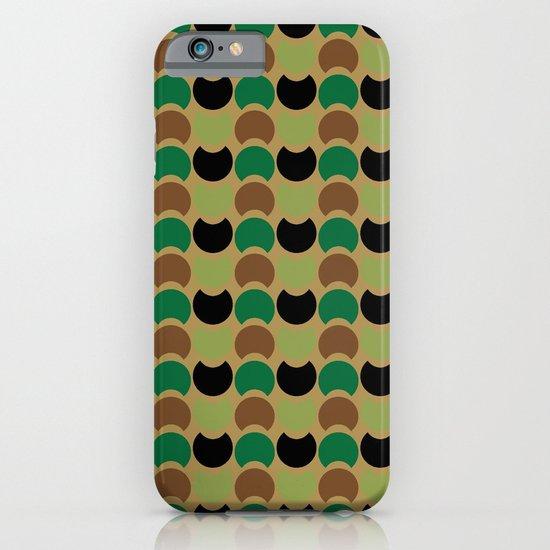 Hob Nob Camo iPhone & iPod Case