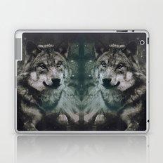 Wolf II Laptop & iPad Skin