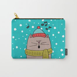 Singing cat 2 Carry-All Pouch