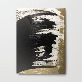 S P L A S H Metal Print
