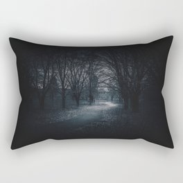 Asylum Rectangular Pillow