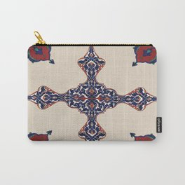 Iranian pattern Carry-All Pouch