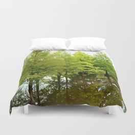 Swamp Duvet Cover