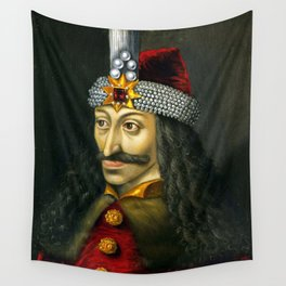 Vlad the Impaler Wall Tapestry