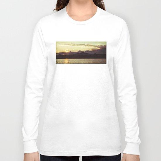 settling Long Sleeve T-shirt