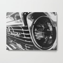 Chevy To The Levy I Metal Print