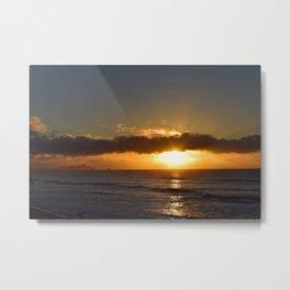 Sunrises of Hawaii Metal Print