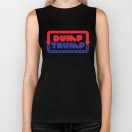 Dump Trump Biker Tank