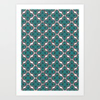 persian Art Prints featuring Persian Style! by Tahereh Abdoli