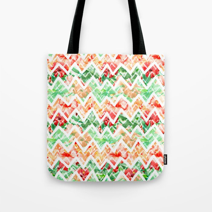 Tropical Summer #18 Tote Bag