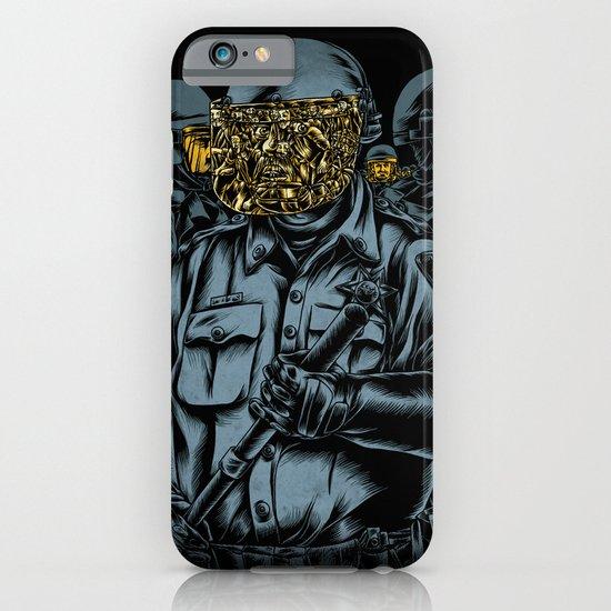 Spray Cop Volume Two iPhone & iPod Case