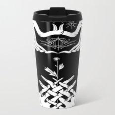 Moth Metal Travel Mug