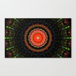 MandalaCR4 Canvas Print