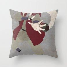 Jiraiya Throw Pillow