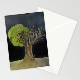 Duality Tree Stationery Cards