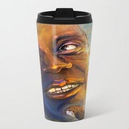 Satchmo Metal Travel Mug