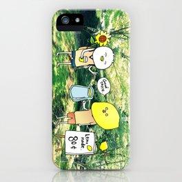 lamonade iPhone Case