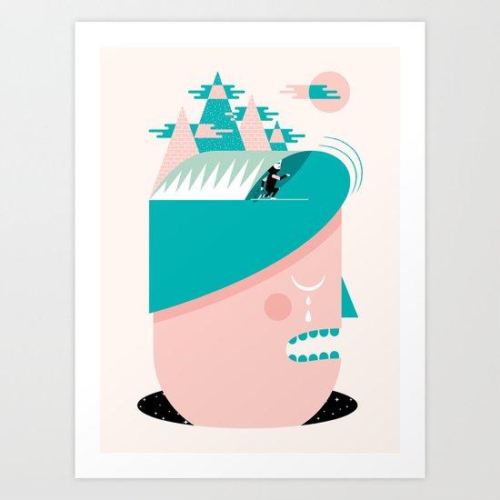 Day Dreamer Art Print