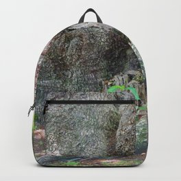 Tree Talk 7 Backpack