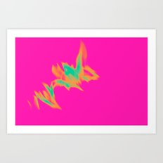 1040 Art Print