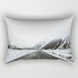 Aoraki Roads Rectangular Pillow